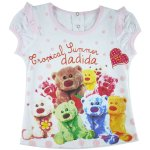 baby Girls dadida happy bears print tee