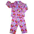 Girls Flannelette Pyjama sleepwear pjs - Minnie mouse purple