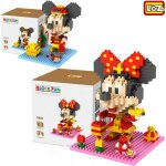 Mickey and Minnie mouse LOZ iBLOCK Micro Mini Building Lego set