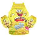 Boys Girls kichen chef craft cooking apron wz sleeves-Sponge Bob