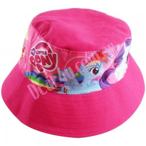 Kids toddler bucket hat - My Little Pony hot pink  CAPB-PONY1 ... 70a7489d7167