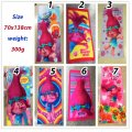 Boys Girls Large Bath / Beach Towel - Trolls