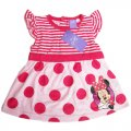 Girls Minnie mouse lovely pink print dress