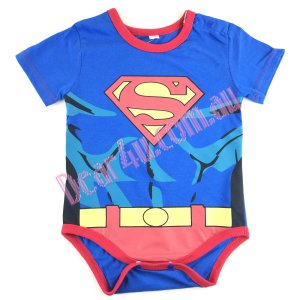 Boys baby toddler cotton Baby Romper - superman baby musle